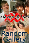 Free gay teen boy galleries at AlexBoys